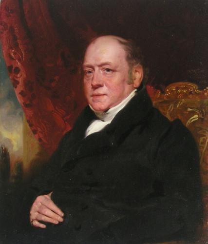 Sir George Farrant (c1770-1844)