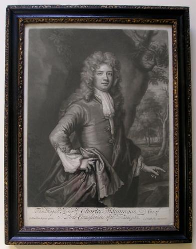 Rt. Hon. Charles Montague (1661-1715)