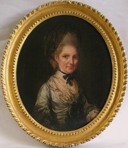 Portrait of a Lady, circa 1778