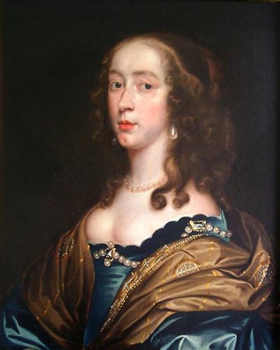 Portrait of a Lady, circa 1648