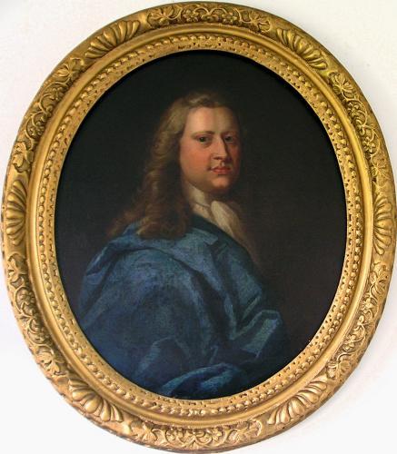 Hugh St.Quintin (c.1671 – c.1720)