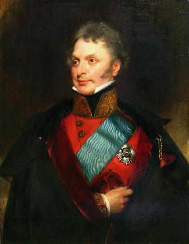 Major-General Sir Henry Wheatley (1777-1852)