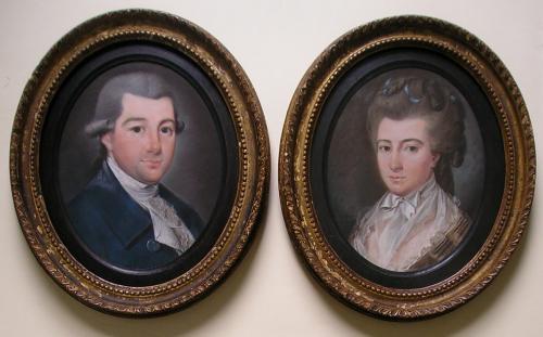 Mr. & Mrs. John Hall