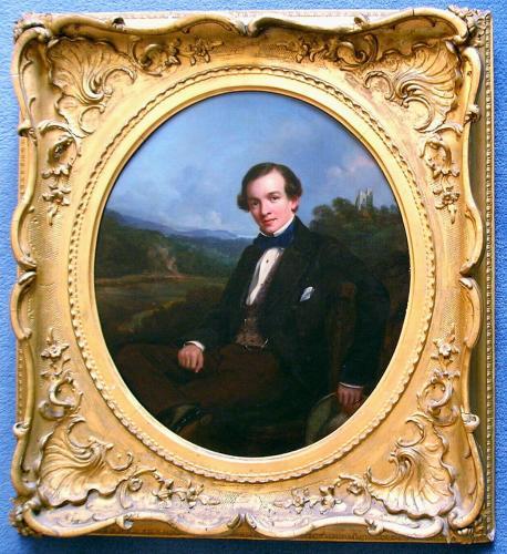Mr. Colchester, circa 1845