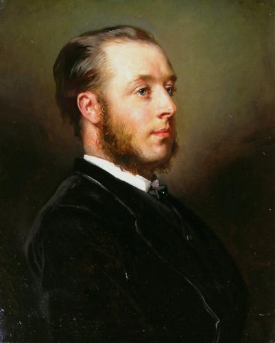 Sir G. Hugh Wyndham K.C.M.G., C.B. (1836-1916)