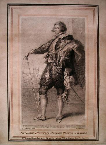H. R. H. George, Prince of Wales