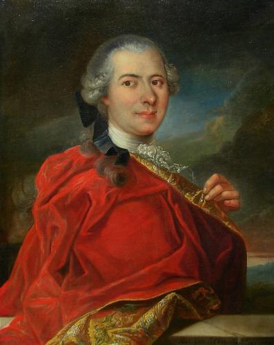 Francois Louis de la Porte (1719-1785)