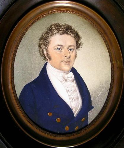 Pierre de Roepstorff (1798-1857)