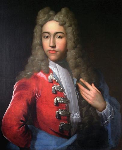 Portrait of a Gentleman, c.1728