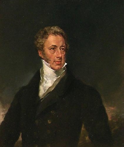 Guy Lennox Prendergast (1773-1845)