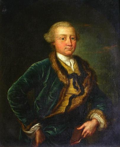 Portrait of a Nobleman c.1760