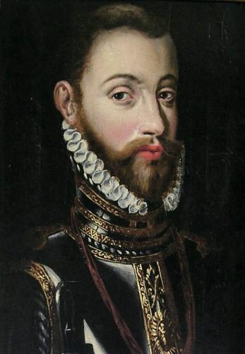 Phillip II of Spain (1527-1598)
