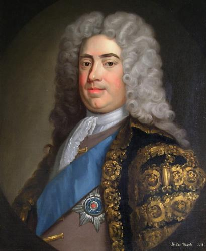 Sir Robert Walpole, 1st Earl of Orford (1676 -1745)