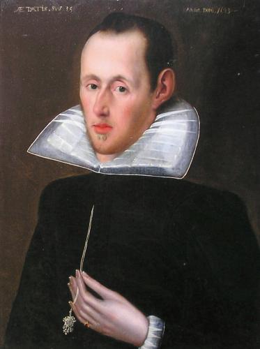 Sir Thomas Seyliard (1578-1649)