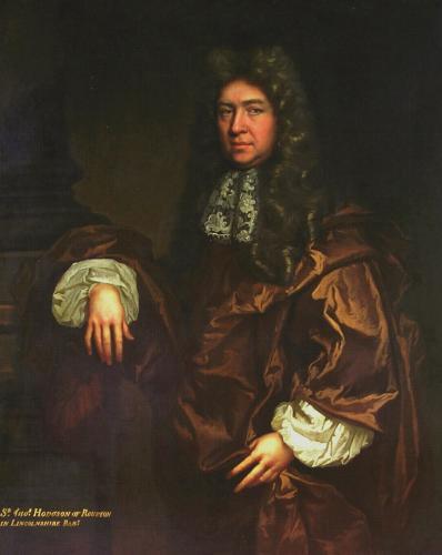 Sir Thomas Hodgson (c.1640-1693)