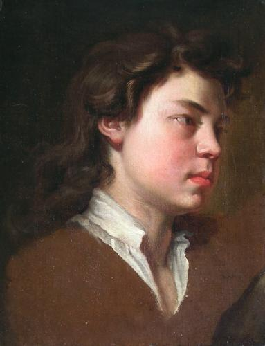 Head of a Youth c.1690