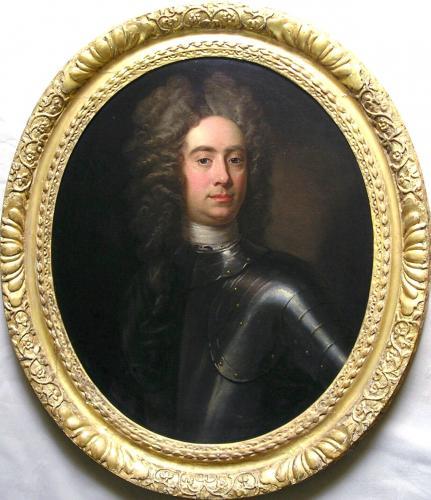 Lt-General Charles Churchill M.P. (c.1679-1745)