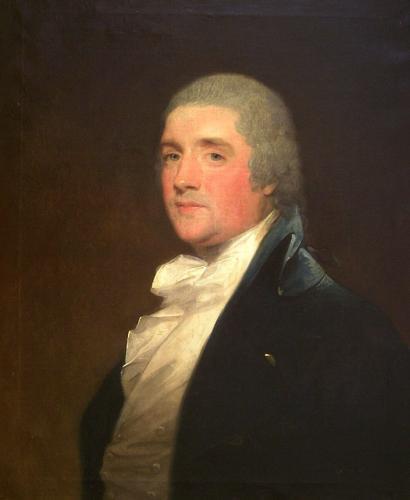 Portrait of a Gentleman, 1793