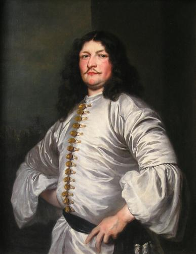 Portrait of a Gentleman, 1659