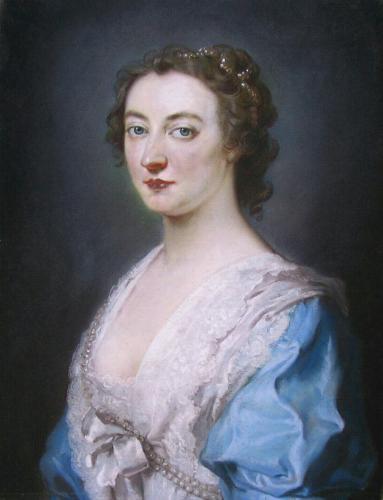 Portrait of a Lady c.1750