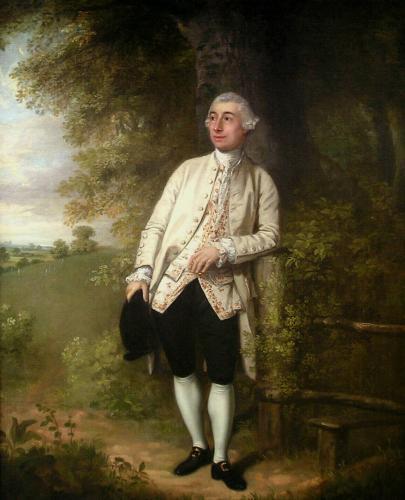 Portrait of a Gentleman c.1770