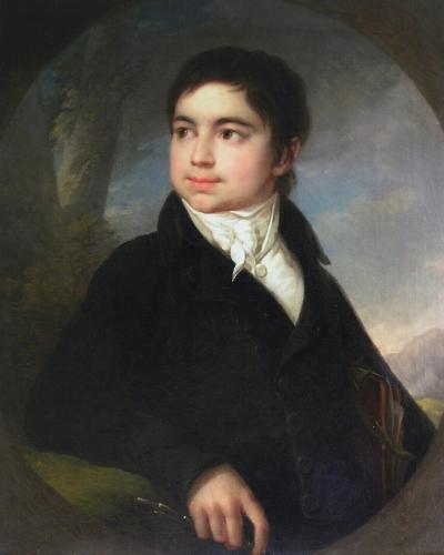 Portrait of an Artist c.1811