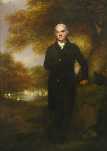Portrait of a Gentleman c.1803