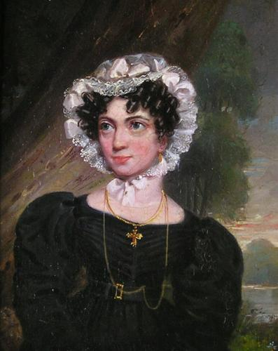 Portrait of a Lady & Gentleman