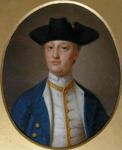 Portrait of a Royal Naval Officer