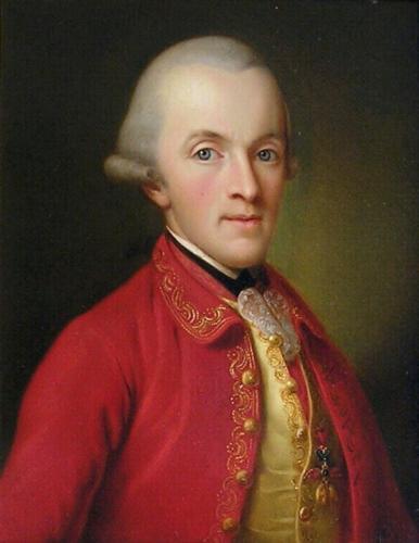 Anton I, Prince Esterhazy (1738-1794) & Maria Theresia, Countess Erdödy (1745-1782)