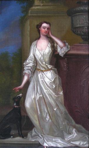 Elizabeth Egerton (née Churchill), Countess of Bridgewater (1687-1714)