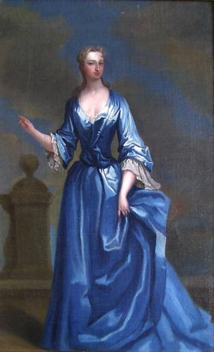 Henrietta Godolphin (née Churchill), 2nd Duchess of Marlborough (1681-1733)