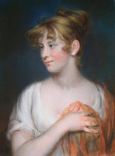 Mary Wawn, née Dykes, (1789-1819)