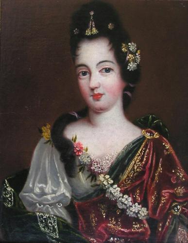 Louise Francoise de Bourbon (1673-1743)