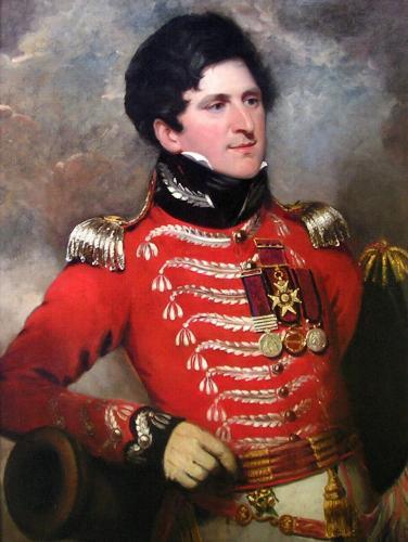 Colonel Sempronius Stretton (1781-1842)