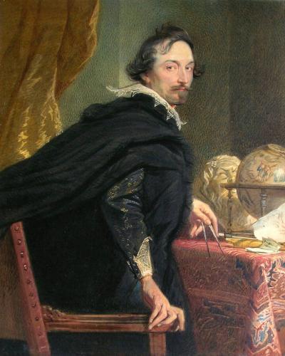 Lucas van Uffel (d.1637)