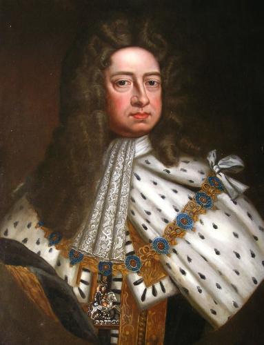 King George I (1660-1727)