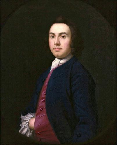 Portrait of a Gentleman c.1751
