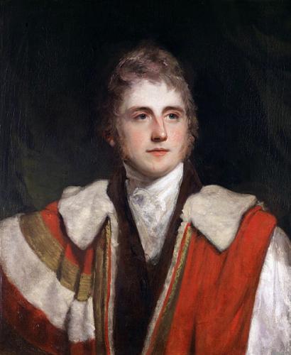 Peter Leopold, 5th Earl Cowper (1778-1837)