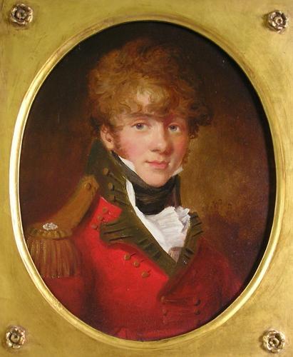 Portrait of an Officer c.1805
