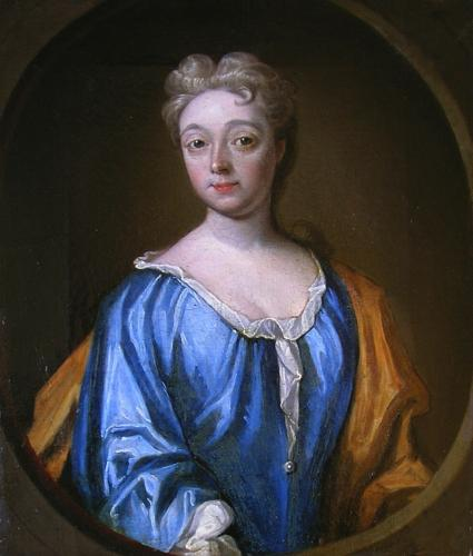 Portrait of a Lady c.1720