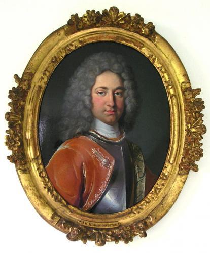 Christoph Steiger (1694-1765) & Anna Catharina Steiger (1680-1729)