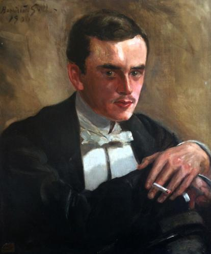 Portrait of a Gentleman, 1900