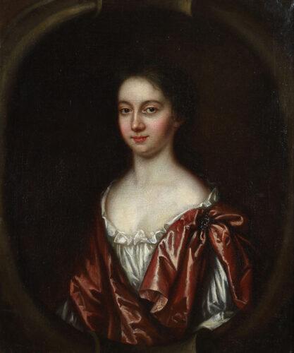 Portrait of a Lady c.1690