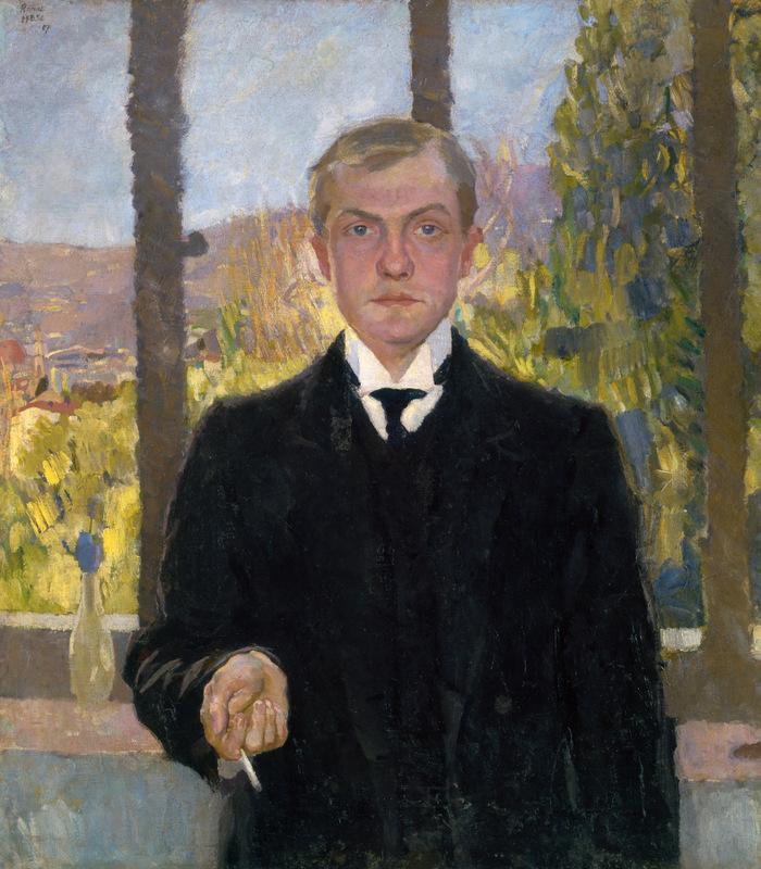 Beckmann-portrait