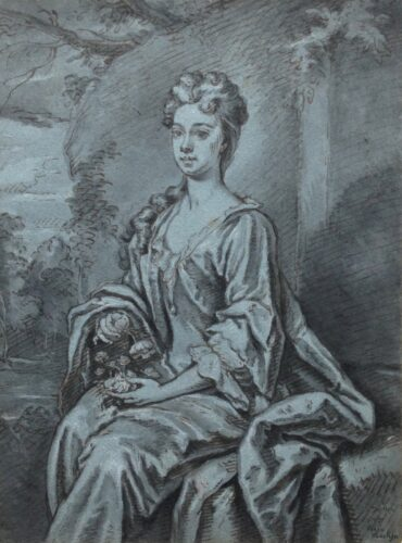 Lady Essex Mostyn (1683-1721)