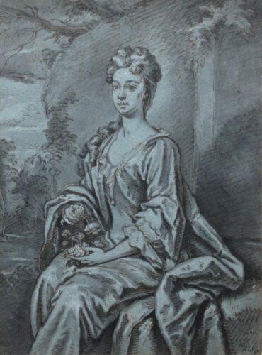 Lady Essex Mostyn (1683-1721)