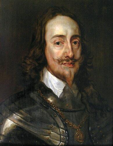 King Charles I (1600-1649)