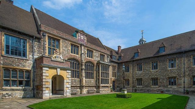 Charterhouse-Exterior