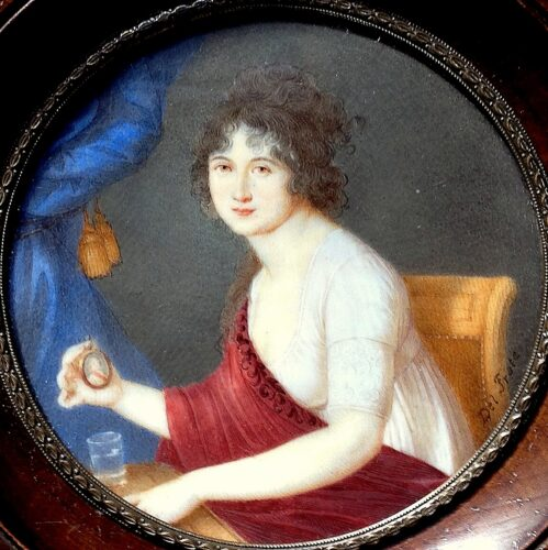 Portrait of a Lady c.1800